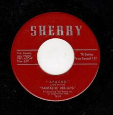 GARAGE-FANTASTIC DEE-JAYS-SHERRY 308/309-APACHE/THIS LOVE OF OURS