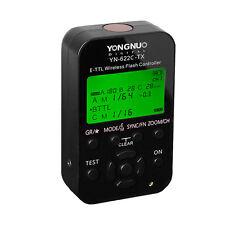 Yongnuo YN-622C-TX Wireless Flash Trigger Controller for Canon 1D 7D 5D 50D UK