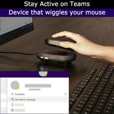 More details for mouse jiggler (mover, wiggler) simulates automatic mouse movement - vaydeer