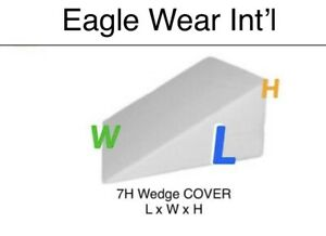 7H COVER 27Lx25Wx7H No Zipper Multiwash