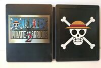 One Piece Pirate Warriors 2 Steelbook G2 - Sans jeu - Bon état