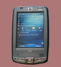 HP iPAQ hx2490B PDA  with High Capacity (2880 mAh) battery fitted