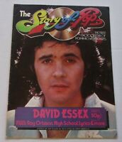 STORY OF POP #5 DAVID ESSEX ROY ORBISON 1970's MAGAZINE