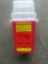 Bd Sharps Needle Collector 15 Qts Verticle Needle Drop Point 305487