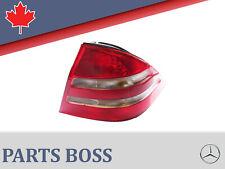 Mercedes-Benz S430 S500 S600 2000-2002 OEM Tail Light Left 2208200264