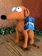 Stuffed Greyhound (Greyhound Adoption)