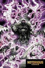 Terrifics #9 Foil Cover Dc Comics 1st Print Excelsior Bin