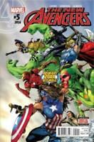New Avengers (2016) #5 MARVEL COMICS  Cover A 1st Print EWING
