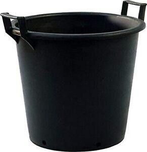 Large Plastic Plant Pot Outdoor Garden Shrub Tree Planter Container (10 SIZES)