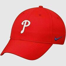 Nike Philadelphia Phillies Red Legacy91 Performance Adjustable Hat OSFA - 9R_51