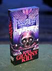 Kill Granny Kill VHS Retro Gore Horror includes Theatrical POSTER