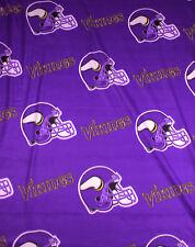 Minnesota Vikings NFL Football Fleece Throw Blanket by Northwest
