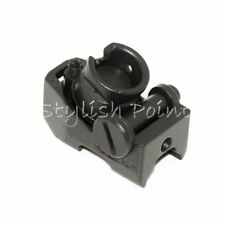 Airsoft Metal Construction Rear Sight For Sig 552 Rifle Aeg Black