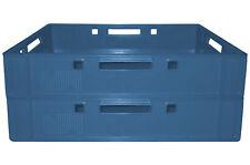 60x Lot Boxe Taille 1 Stock Empiler Boxe caisse vue Camp encadré atelier