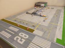 Regional Airport 1/400 Model Airport Layout Sheet 620 x 1189mm. Boeing/Airbus