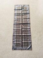 vintage vera neumann scarf NEW Plaid Ladybug