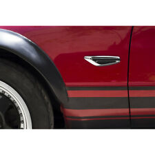 CHROME BLACK LED SIDE INDICATORS Mazda MX5 NA Jass Performance
