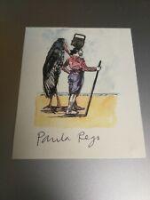 More details for paula rego, ,signed book plate