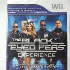 Black Eyed Peas Experience -- Limited Edition (Nintendo Wii, 2011) New
