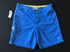 Polo Ralph Lauren Men Size M Kailua Swim Board Shorts Trunks GENUINE NEW