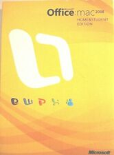 Microsoft Office 2008 for Mac Home and Student Edition