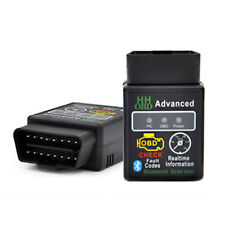 1X ELM327 V2.1 OBD2 Bluetooth Adapter Auto Car Diagnostic Scanner For Android