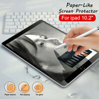 Paperlike Matte Film Glass Screen Protector For Apple iPad Pro 11 10.5 10.2 mini