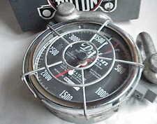 VERY vintage Dillon 3500 Lb Crane Scale w Face Guard  Case