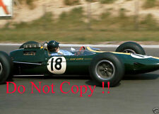 Jim Clark Lotus 25 Winner French Grand Prix 1963 Photograph 1