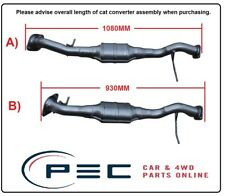 STANDARD REPLACEMENT CATALYTIC CONVERTER FOR FORD RANGER PJ PK 2.5L 3.0L DIESEL