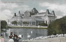 Sunderland.Winter Gardens -Orig.Old U/U P/C (Pub:F.W.Martindale,Hull) - VGC !