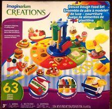 IMAGINARIUM CREATIONS DELUXE DOUGH FOOD SET (53)PIECES 3+ YEARS