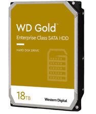 Western Digital 18TB 3.5in 7200 Gold Enterprise Class SATA Hard Drive
