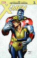 X-MEN WEDDING SPECIAL #1 MAYHEW A VARIANT MARVEL COMICS KITTY PRYDE COLOSSUS