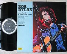 BOB DYLAN – A Rare Batch Of Little White Wonder Volume 2  LP  Joker – SM 3728