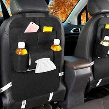 Back Seat Storage Bag Car Backseat Hanging Organizer Auto Uber Lyft Taxi Cab