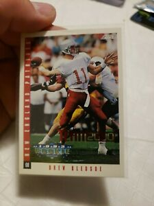2000 Score NFL New England Patriots Drew Bledsoe 1993 Rookie Card