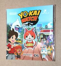 Yo-kai Watch Rare Nintendo Promo Pin Not for Sale 3DS