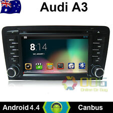 7 inch Android5.1CarDVDGPSNavigation HeadUnit For AUDI A3 S3 2003-2014