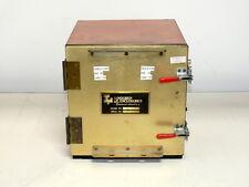 """Lindgren Rf Enclosures- Model T/T 12"""" x 12"""" x 12"""" Copper Box w/ Ports & Cables"""