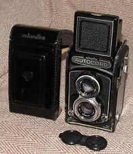 Stunning Minolta Autocord I TLR Camera In MINT Condition
