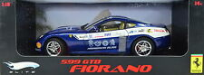Mattel Hot Wheels 1 18 2006 Ferrari 599 Panamerica - Blue