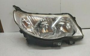 SUBARU FORESTER MK3 2008-2013 DRIVER SIDE XENON HEADLIGHT RIGHT HAND HEAD LAMP