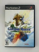 Gallop Racer 2006 - Playstation 2 PS2 Game - Complete & Tested