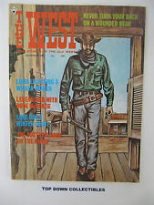 The West Magazine  Nov. 1967   Charmed Life Of Ben Arnold Conner