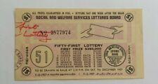 1957 51st Lottery drawn in Raub