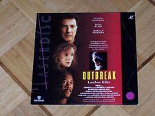 PAL Laserdisc: Outbreak