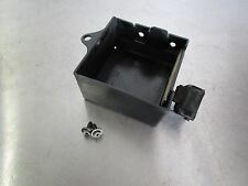 SUZUKI DR 250 R 97 Battery Box Holder with Bolts OEM DRZ