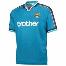 Camisetas de fútbol de clubes ingleses Manchester City talla XL