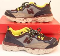 New Balance ML801FL. Maroon/ Grey/Blue/Yellow Size Mens Running Shoes12 NIB